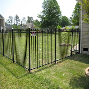 Aluminum Fencing Repair