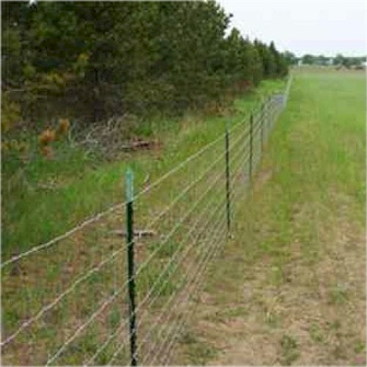 Barbed Wire Fence Installation In Washington By Wh Fencing