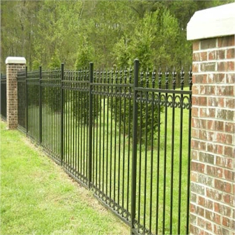 Iron Fence Replacement