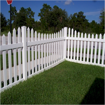 Picket Fence Repair