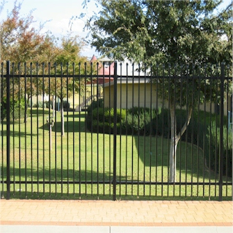Security Fence Repair