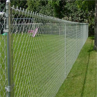 Cyclone Fence